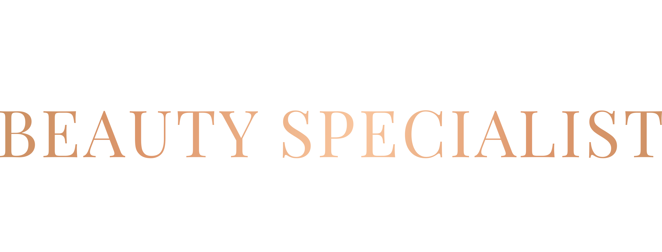 Freelance Beauty Specialist